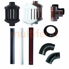 Tubi per stufa e diffusori di calore - diametri e colori vari - OFFERTA
