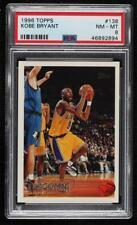 1996-97 Topps Kobe Bryant #138 PSA 8 Rookie RC