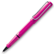 Lamy Safari Pink Limited Edition Rollerball Pen L313PK - NEW in box - Germany