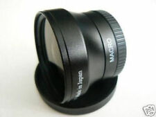 BK 37mm 0.45X Wide-Angle Lens For Olympus Pen E-PL5 Lite E-PM2 Mini Camera