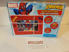 LEXIBOOK TFT Digitaler Bilderrahmen The Amazing Spider-man Marvel 15 cm USB NEU.