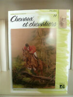 collection leonardo lefranc bourgeois Chevaux et Chevaliers - Éditions Vinciana