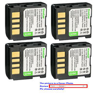 Kastar Replacement Battery for JVC BN-VF707 & JVC GZ-MG57EY GZ-MG57EZ GZ-MG57U