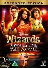 WIZARDS OF WAVERLY PLACE THE MOVIE DVD Selena Gomez FilmOriginal UK Brand NEW R2