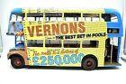 Model buses Bus Routemaster London Transport Vernons Scale 1/24 Sun Star