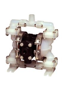 Druckluftmembranpumpe Doppelmembranpumpe Sandpiper PB1/4-A TS3PP neu Warren rupp