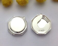 COPRI BOTTONI IN ARGENTO MASSICCIO 925 - STERLING SILVER BUTTONCOVERS