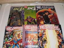 DC Comics Specials Lot 6 Issues 2002-08
