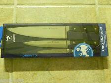 J.A.HENCKELS INTERNATIONAL CLASSIC 3PCS STARTER SET KNIFE NEW