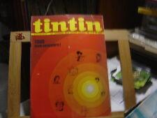 JOURNAL DE TINTIN N°1182 BE/TBE