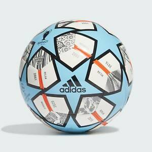 BRAND NEW    ADIDAS FINALE 21 20TH ANNIVERSARY UCL CLUB SOCCER BALL (GK3474)