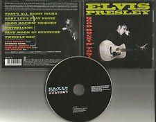 ELVIS PRESLEY Good Rockin Tonight RARE LIVE Louisiana HAYERIDE RED LINE RECS CD