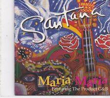 Santana-Maria Maria cd single