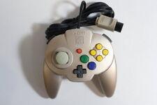 HORI Pad Mini 64 Gold Cosmetic Wears N64 Controller Nintendo Import US Seller