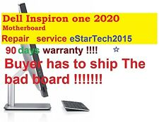 Dell Inspiron one 2020 Motherboard repair service with 90 days warranty !!!!