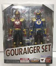 Gouraiger Set Power Rangers Ninja Storm Japan Import BANDAI 2013