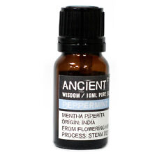 Huile Essentielle Menthe Poivrée Aromatherapie Flacon 10ml