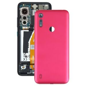 Battery Cover Door Back Replacement For Motorola Moto E6i XT2053-5 RED