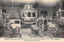 BT14423 Musee des Voitures car voiture du sacre de Charles X Ve           France