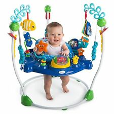 Baby Activity Jumper Infant Boy Girl Learning Center Toy Bouncer Seat Sea Life