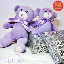 TianDe Lavender Bear Scented Pillow,Helps Relax and Relieve Stress