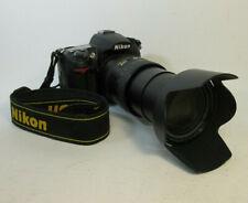 Nikon D7000 Digital Camera & DX Lens AF-S Nikkor 18-200mm Professional MS1