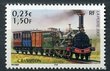 STAMP / TIMBRE FRANCE NEUF N° 3408 ** CHEMIN DE FER / TRAIN / CRAMPTON