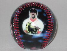 Jason Varitek Boston Red Sox Fotoball Collectible Player Photo Baseball