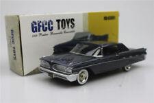 Flame  GFCC TOYS  1:43 1959 Pontiac Bonneville- Convertible Alloy Sports car