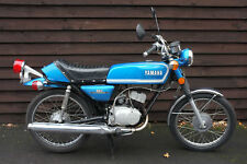 Yamaha RD60 RD 60 1973 just 3,193 miles 100% standard FS1E Killer *Runs & Rides*