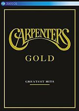 The Carpenters - Gold - Greatest Hits (NEW DVD)