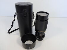 Tamron CF Tele Macro Lens 80-210 mm 1:3.8 1:4/210 Adaptall 2 Japan for Pentax K