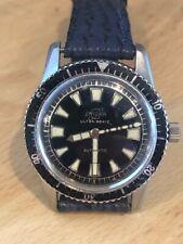 Enicar Ultrasonic vintage diver watch