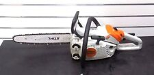 "Stihl MS193-C 14"" Lightweight Gas Powered Arborist Chainsaw w Bar & Chain Saw"