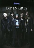 'NEW' BURRN! PRESENTS DIR EN GREY Book | Japanese Metal Music JAPAN