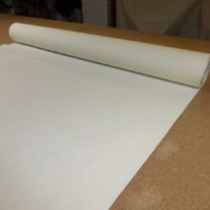 Blackout Thermal Ivory Super Soft Curtain Lining Fabric Material PER METRE