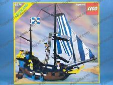 LEGO 6274 Caribbean Clipper Vintage 1989 Classic Pirates New