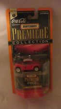 Premiere LE VW Concept 1 Coca-Cola Red 164 Scale Diecast By Matchbox 1998 dc1221
