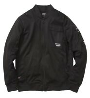 Staple Electric Pigeon Bomber Jacket 1808O4884 Black 2018 Brand New WithTags