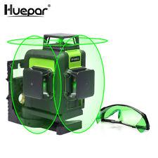 Nuevo Modelo 2018 Nivel láser profesional Huepar 903CG 360 grados Nivelador