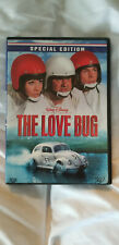 Disney's Classic The Love Bug (DVD, 2003, Special Edition) 2 disc set Dean Jones