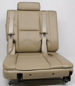 New Old Stock OEM Cadillac Escalade 15926524 Leather Cashmere Third Row Seat