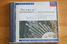 Decca King of the Instruments Organ Favourites CD Hurford Preston 64mins Superb