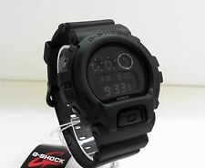 Casio G-Shock DW-6900BB-1 Matte Black Watch