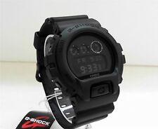 Casio G-Shock Matte Black Watch DW-6900BB-1