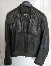 Belstaff K Racer mens leather jacket Euro 48