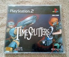 PS2 promo only . not for resale . press édition / Time Splitters 2