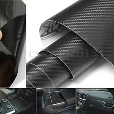2.5m x 650mm 3D Car Interior External Sticker Trim DIY Leather Texture Wrap Film