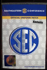 Official Licensed NCAA College Football Kentucky SEC Conference Patch