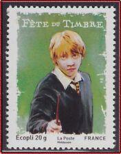 2007 FRANCE N°4025**  RON WEASLEY (Harry Potter - Fête du timbre 2007) TB,  MNH